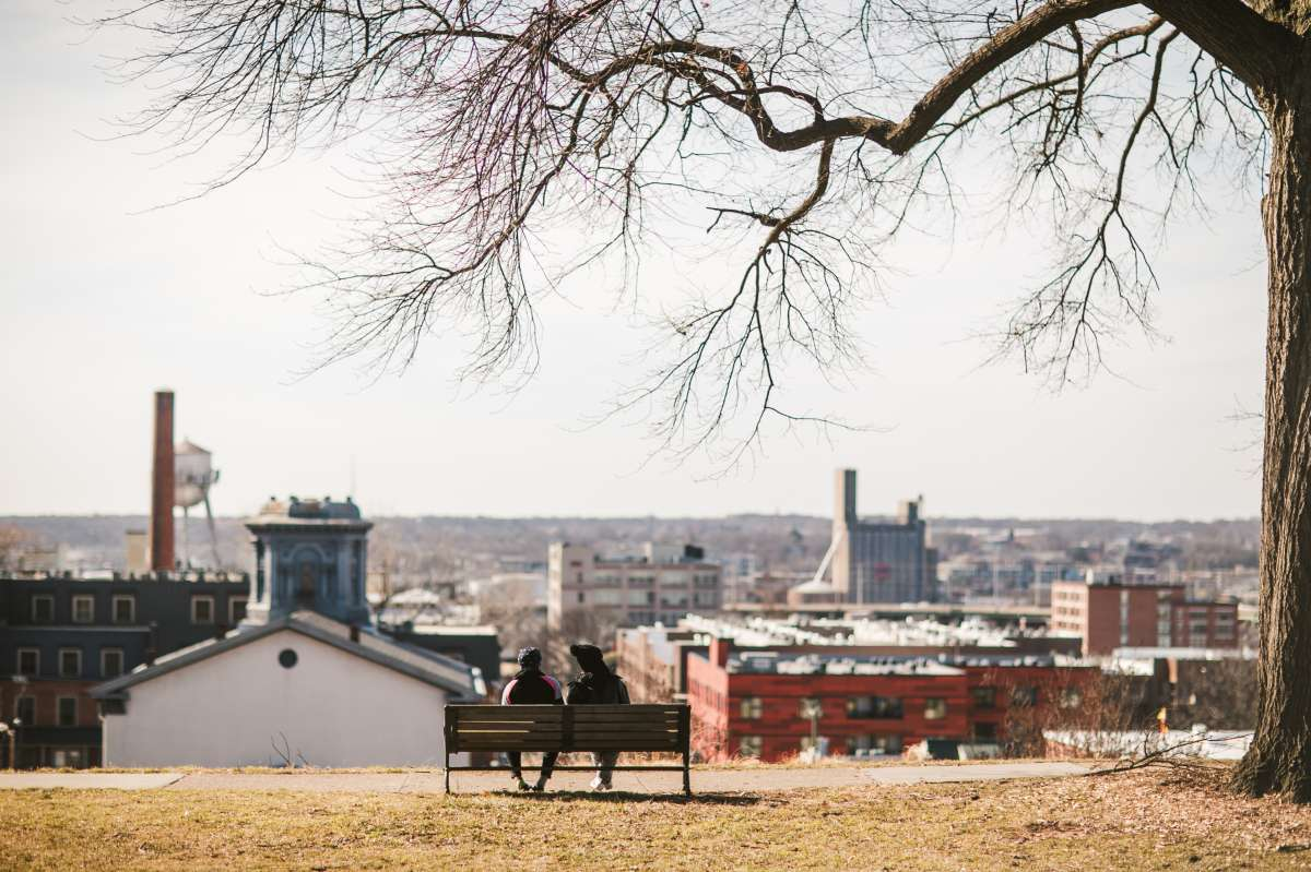 01 Family - Jefferson Park - Shockoe Bottom Neighborhood - Church Hill - Skyline.JPG