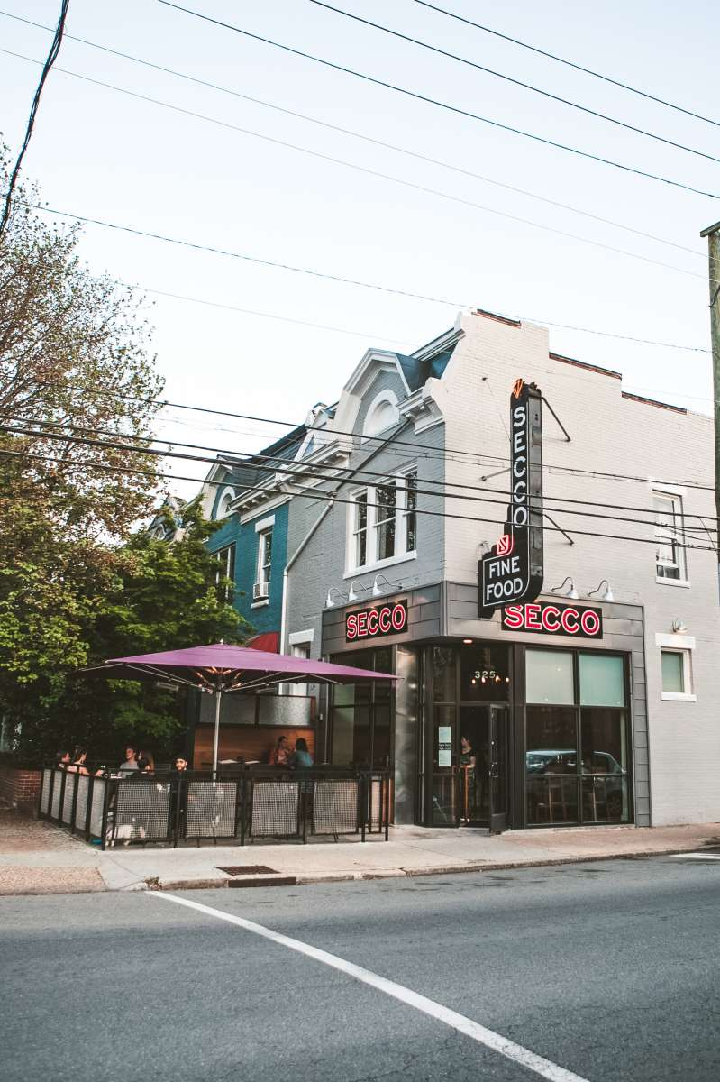 03 Richmond VA RVA – Secco Wine Bar Restaurant – The Fan Neighborhood Home Community.JPG