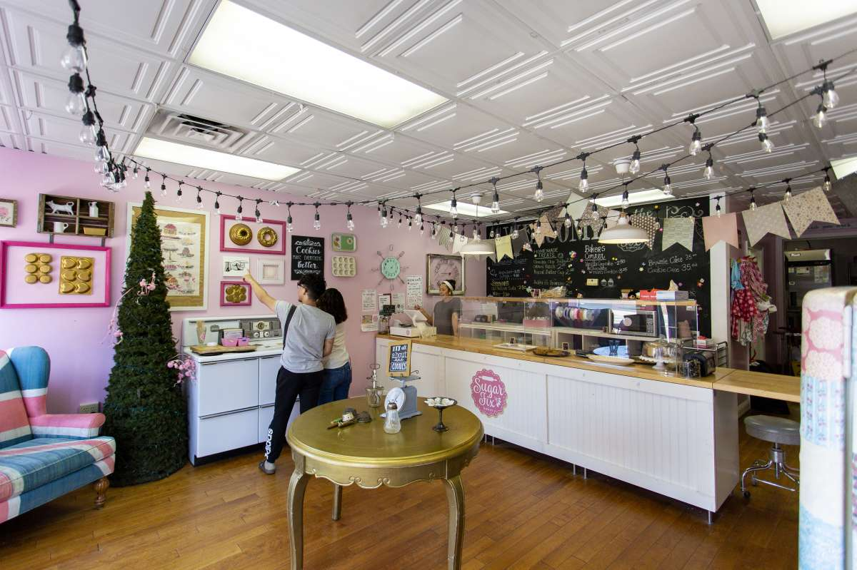 Richmond Virginia - Ashland Neighborhood - Sugar Fix Bakery 03.JPG