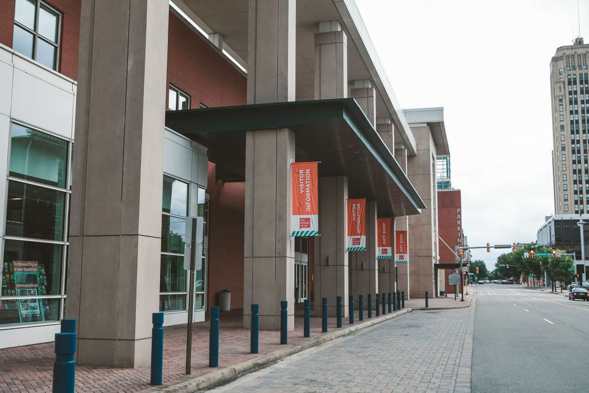 Richmond VA - Downtown Neighborhood - Convention Center 02.JPG