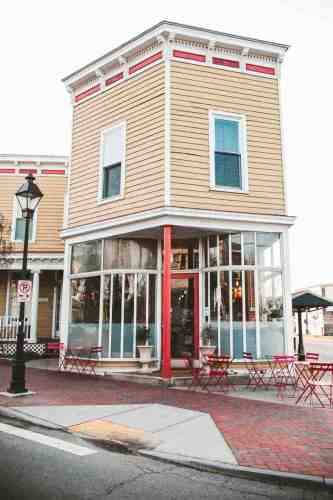 01 Richmond Virginia RVA – Sub Rosa Bakery – Church Hill Neighborhood Home Community – Corner Lot Dine food pastry