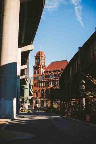 01 Richmond Virginia - Shockoe Bottom Neighborhood - Main Street Station - Train Travel Events Venue - Historic Landmark