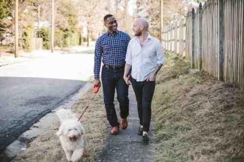 02 Richmond Virginia Northside - Neighborhood Community - Couple Gay LGBT - Dog Walking - Home Owners