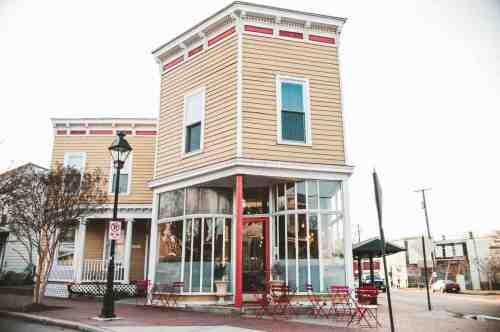 02 Richmond Virginia RVA – Sub Rosa Bakery – Church Hill Neighborhood Home Community – Corner Lot Dine food pastry