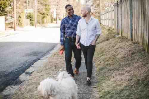 03 Richmond Virginia Northside - Neighborhood Community - Couple Gay LGBT - Dog Walking - Home Owners