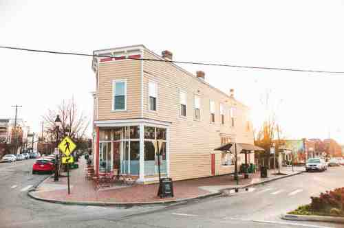 03 Richmond Virginia RVA – Sub Rosa Bakery – Church Hill Neighborhood Home Community – Corner Lot Dine food pastry