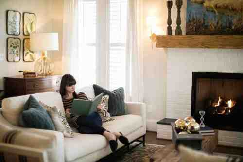 07 Home - Homeowners - House - Living Room - Design