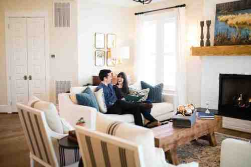 09 Home - Homeowners - House - Living Room - Design