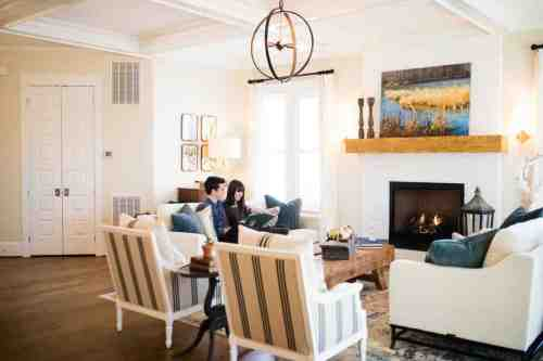 11 Home - Homeowners - House - Living Room - Design