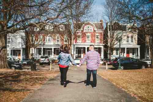 12 Family Mom Dad Baby - Jefferson Park - Church Hill Neighborhood - Playground - Friendly Safe Happy
