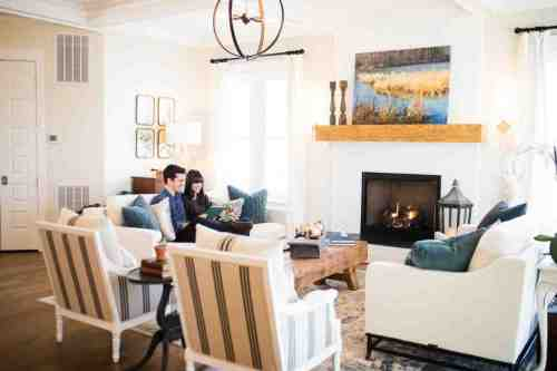 12 Home - Homeowners - House - Living Room - Design
