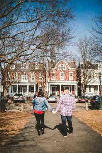 13 Family Mom Dad Baby - Jefferson Park - Church Hill Neighborhood - Playground - Friendly Safe Happy