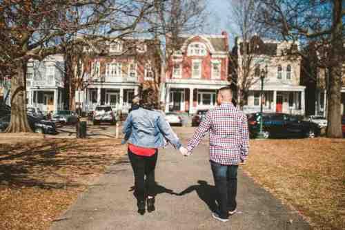 14 Family Mom Dad Baby - Jefferson Park - Church Hill Neighborhood - Playground - Friendly Safe Happy